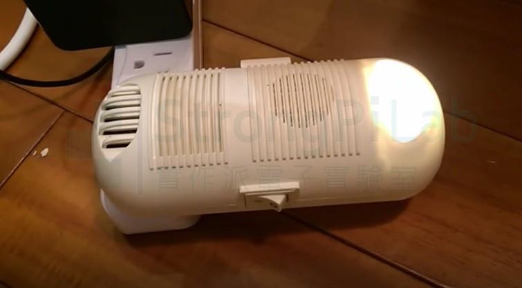 空氣清淨機-回復原狀