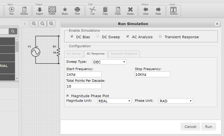 電路模擬-partsim-simulate
