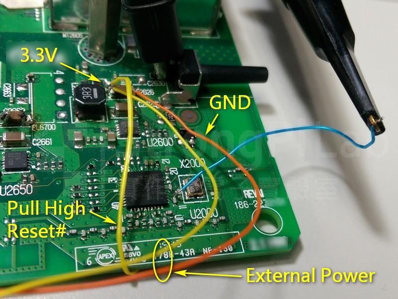 XTAL晶體振盪器-電路板