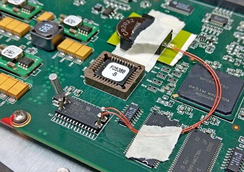 取代黃色鋰電與晶振的土炮裝置